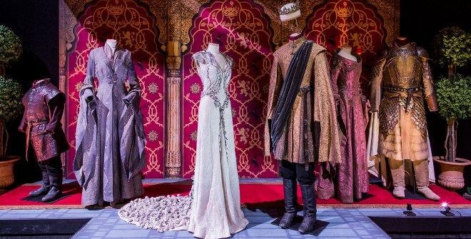 Juego de Tronos: La Exposición Oficial