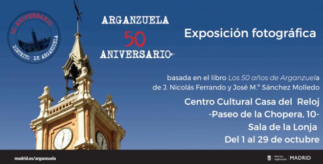 50 años de Arganzuela