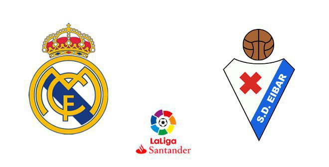 Real Madrid - SD Eibar (Liga Santander)
