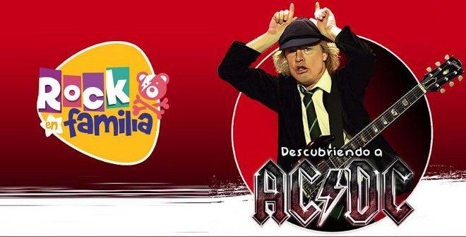 Rock en Familia: Descubriendo a AC/DC
