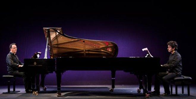 Al piano… ¡Johann Sebastian Jazz!