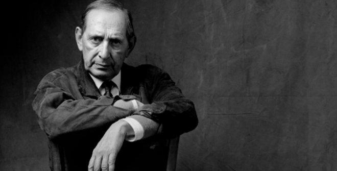 Alberto Schommer. Miguel Delibes, 1989 ©Fundación Alberto Schommer