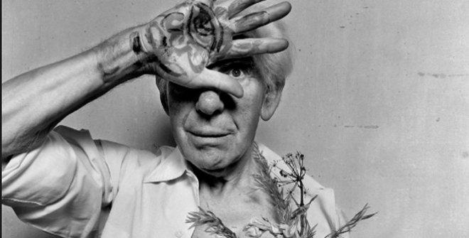 Alberto Schommer. La fecundidad de la naturaleza. Benjamín Palencia, 1974 © Fundación Alberto Schommer