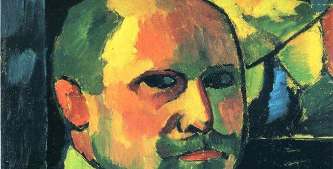 Alexei Von Jawlensky. El paisaje del rostro