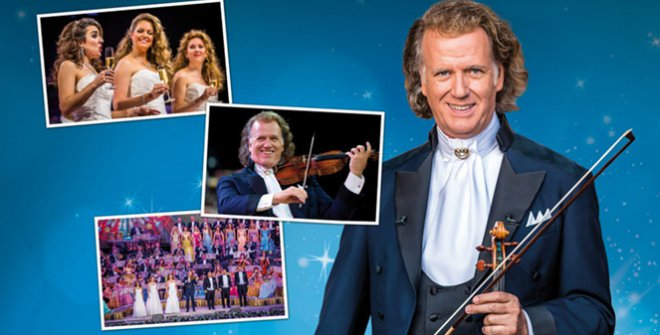André Rieu - Happy Together 2022