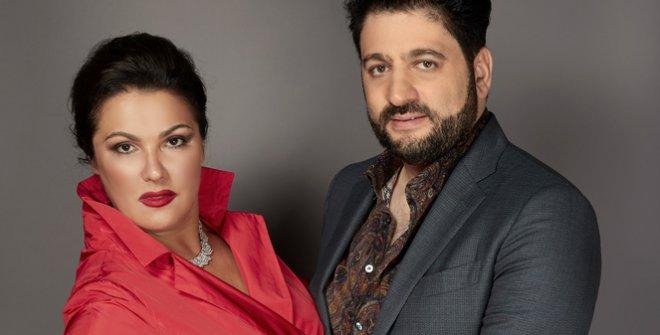 Anna Netrebko & Yusif Eyvazof