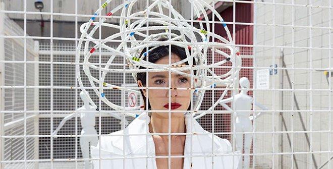 Anna Castillo. N5.Fotografía Omar Ayyashi