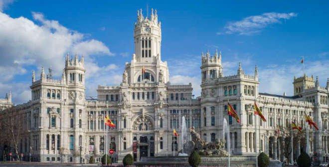 Visita El Madrid de Antonio Palacios. Palacio de Cibeles