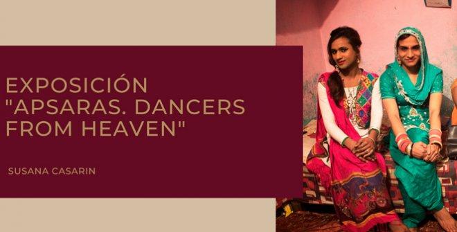 Apsaras. Dancers from heaven