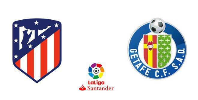 Atlético de Madrid - Getafe CF (Liga Santander)