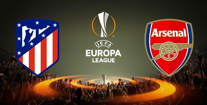 Atlético de Madrid - Arsenal Football Club (UEFA Europa League