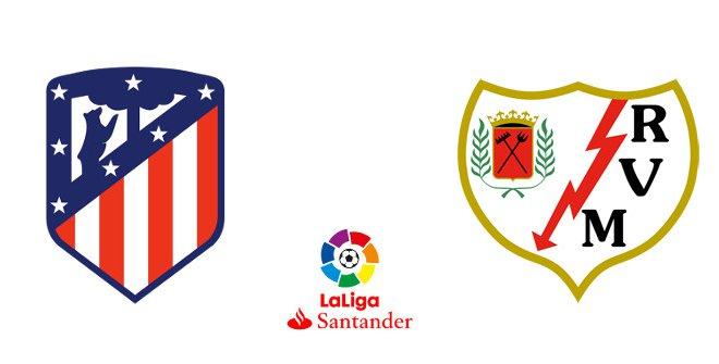 Atlético de Madrid - Rayo Vallecano (Liga Santander)