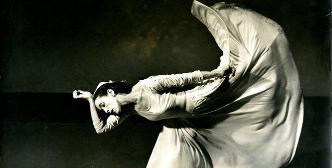 Barbara Morgan. Martha Graham- Carta al mundo (patada), 1940© Barbara Morgan