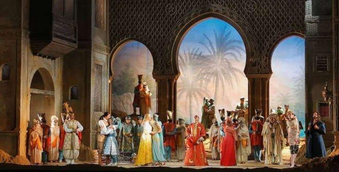 Benamor. Teatro de La Zarzuela