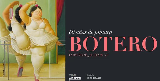 Botero: 60 años de pintura