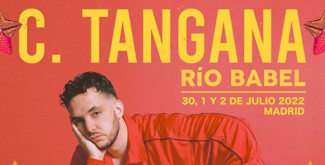 C Tangana - Festival Rio Babel