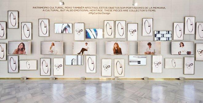 Cartier. Pavilion of Design. © Cartier