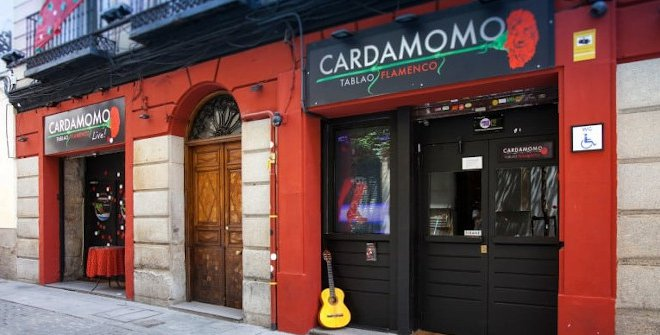 Flamenco en Cardamomo Madrid