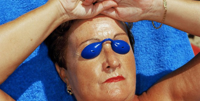 Martin Parr. Benidorm, Spain, 1997 © Martin Parr / Magnum Photos