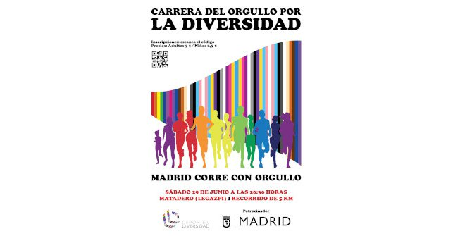 Carrera del Orgullo por la Diversidad