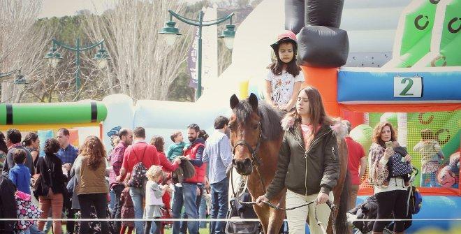 Carreras en el Hipódromo de la Zarzuela