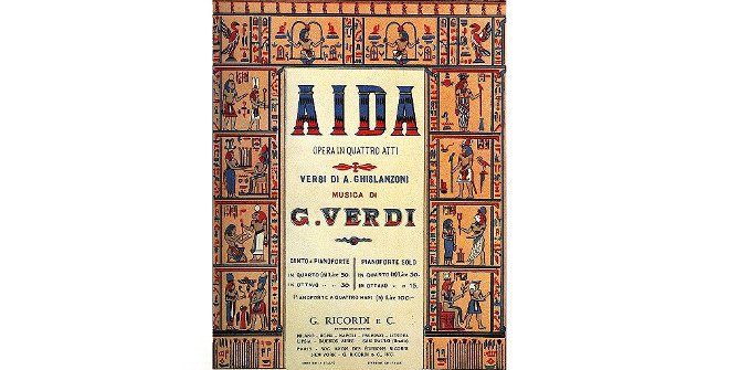 Aida, el Egipto imaginado