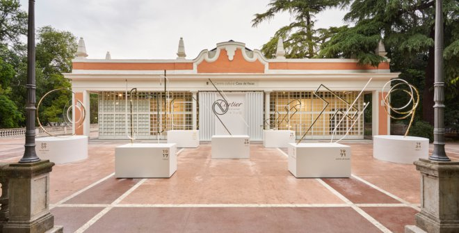 Cartier. Pavilion of Design