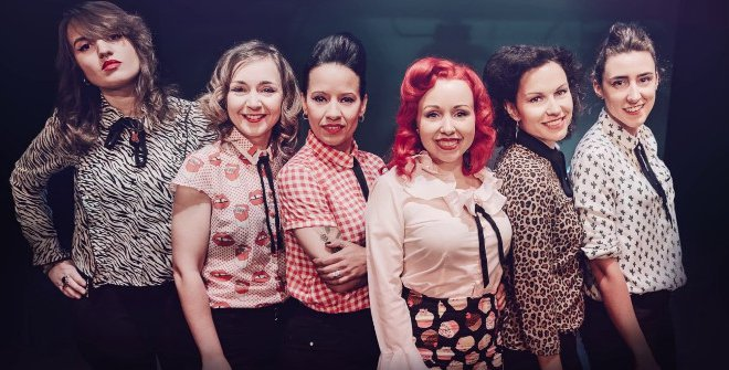 Cherry & The Ladies