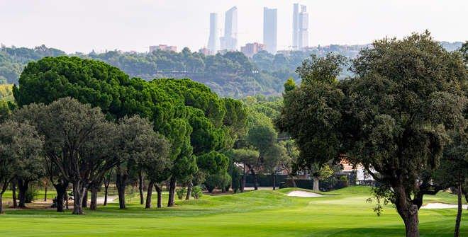 Campo de golf del Club de Campo Villa de Madrid