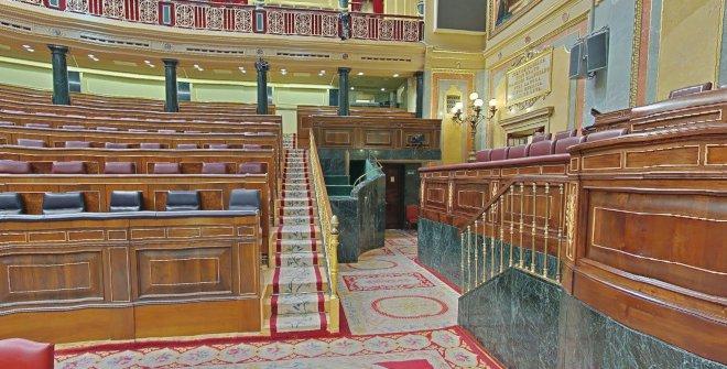Jornadas de Puertas Abiertas - Congreso de los Diputados
