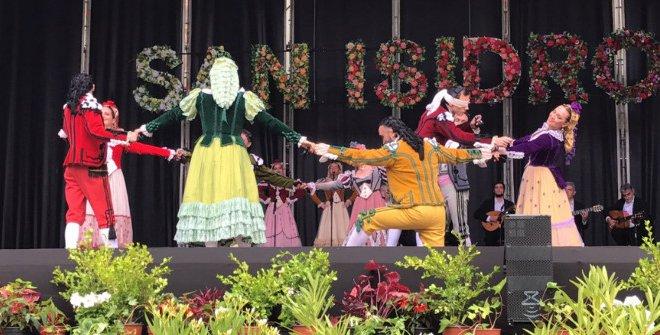 Festival de Danzas Madrileñas