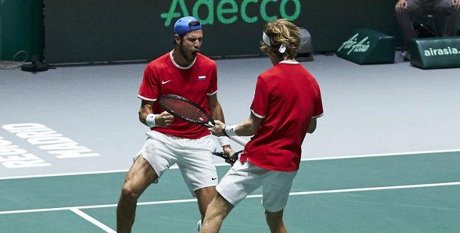Davis Cup by Rakuten Madrid Finals