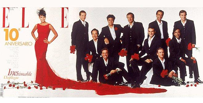 ELLE España. Edición de noviembre (1996)