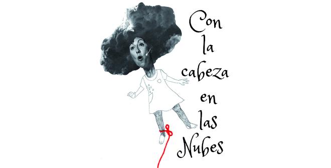 Eugenia Manzanera. Con la cabeza en las nubes