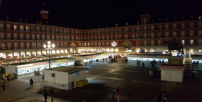 Feria de Editoriales y Librerías de Madrid