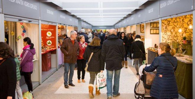 Feria Mercado de Artesanía de la Comunidad de Madrid