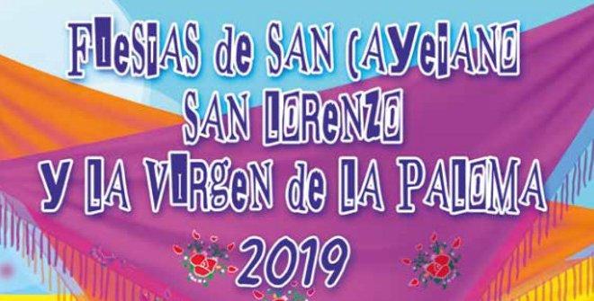 Fiestas Populares de San Cayetano, San Lorenzo y la Paloma