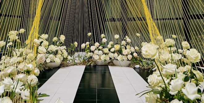 """""""Filomena"""" por Madrid Flower School"""