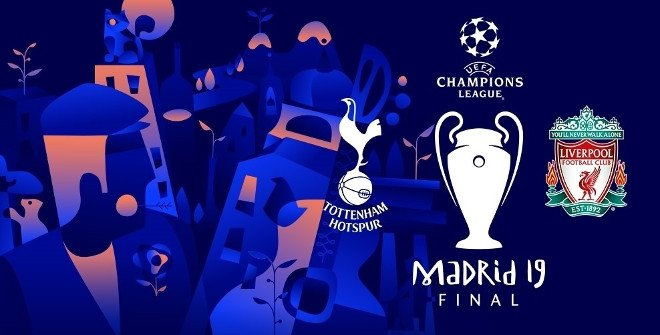 Final UEFA Champions League: Tottenham - Liverpool