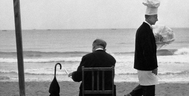 Veraneo. Santander. 1960. Foto Gerardo Vielba