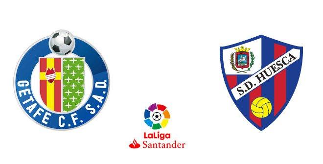 Getafe CF - SD Huesca (Liga Santander)