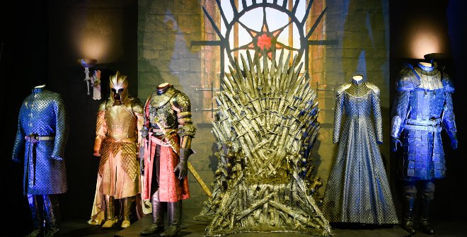 Game Of Thrones The Official Exhibition Official Tourism Website