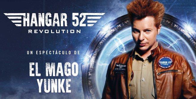 Hangar 52 Revolution