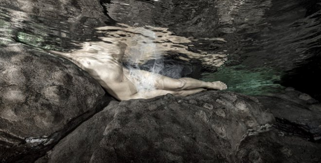 Isabel Muñoz. Sin título. Serie: Somos Agua © Isabel Muñoz