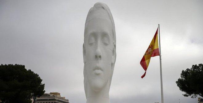 Julia, de Jaume Plensa - Foto: Andrea Comas