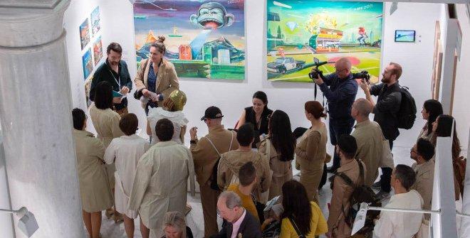 JUSTMAD Feria de Arte Emergente 2020
