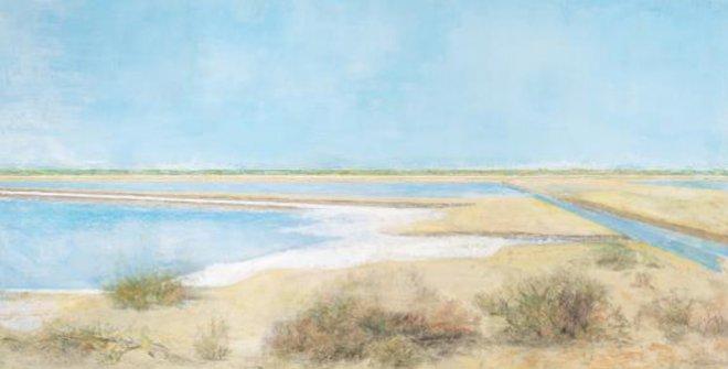 La Sal, Salinas de Bonanza, Sanlúcar de Barrameda. Carmen Laffón