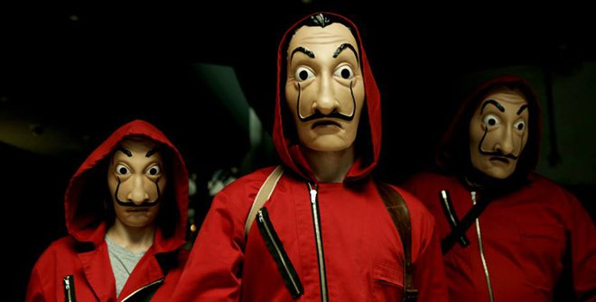 La Casa de Papel - Escape Room