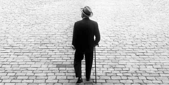 Leopoldo Pomés. Un señor de Barcelona, 1960 © Arxiu Leopoldo Pomés