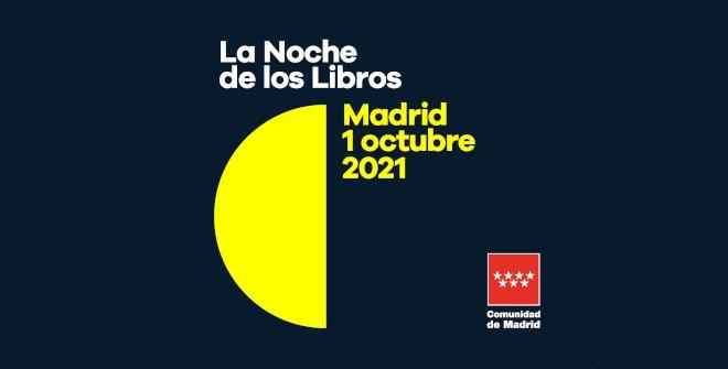 La noche de los libros 2021